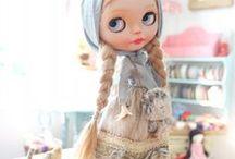 блайд кукла