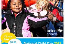 Our Work in Canada / Did you know that UNICEF Canada works to advance children's rights here in Canada?