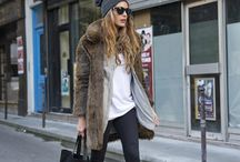Street fashion / Beautiful street fashion/clothes/style