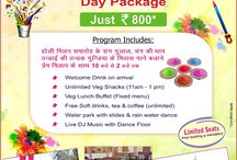 Holi Packages