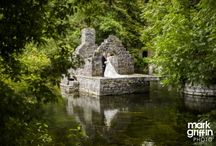 Irish Ruins Wedding