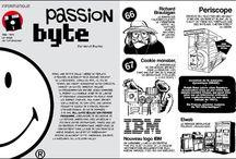 Passion Byte / La revue dessinée. enquêtes, reportages et documentaires en bande dessinée. http://www.larevuedessinee.fr