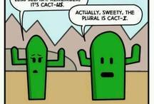 Grammar puns