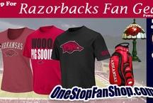 Arkansas Razorbacks Fan Gear