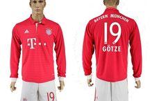 Billige Mario Gotze trøje / Køb Mario Gotze trøje 2016/17,Billige Mario Gotze fodboldtrøjer,Mario Gotze hjemmebanetrøje/udebanetrøje/3. trøje udsalg med navn.