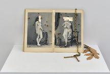 Myriam Mechita / Born in 1974, France Represented by Galerie Eva Hober since 2012.