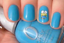 Trends / Fashion on nails
