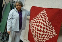 Quilt - Optical Illusion / by Suzanne Leonhart