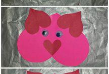 Craft Ideas - Valentines