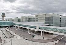 Airport Design / Contemporary airport design in images