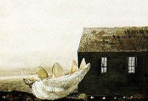 ART of the Wyeth family
