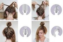 Hair! / by Lindsay James