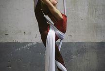 aerial silks tricks