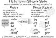 Silhouette Tutorials & Info