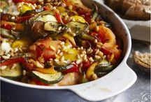Marokkaans groentegerecht