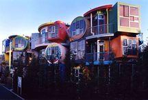 Case strane nel mondo / In questa sezione pubblicheremo le case più strane che abbiamo trovato nel mondo