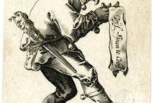Средневековыа гравюра