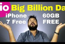 videos JIO BIG BILLION DAY OFFERS LAUNCHED | 60GB Free Data, JioFi @ Rs.999 & Contest https://youtu.be/TBzsJHyykfw