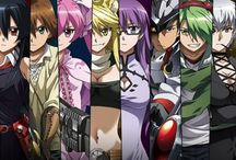 Akame Ga Kill / Love this serie ps. Still not the one behind the pictures' description or whatever