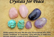24. CRYSTALS: HOW TO USE / Healing crystals for wellbeing, mood swings, illness, disease & discomfort