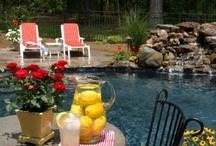 Pool/Backyard ideas / by Debbie Berry