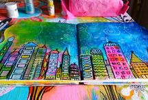 Art journal DLP