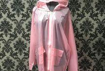Pvc Raincoat Poncho Umbrella