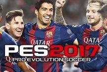 Pro Evolution Soccer (PES 2017) APK And Data