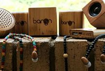 Urban Natural / Products from South Africa's Urban Natural range. including the Ethnikboma's Craft Earphones, BangOn Bluetooth Bamboo speakers and CBRZ wood sunglasses and watches. www.UrbanNatural.co.za