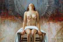 Arte Realista de Omar Ortiz - Inspiração