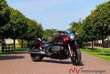 Testy motocykli | Motorcycle reviews / Chopper, cruiser, sportowy turystyk czy podróżne enduro - każdy z motocykli dokładnie sprawdzamy w trasie. Artykuły czytaj na motovoyager.net