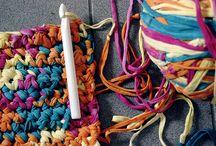 Yarn crochet / by Melanie Saderholm