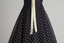 Платья 50-х