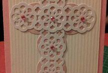 Baptisms card