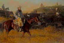 Cowboy Crossings / by National Cowboy & Western Heritage Museum
