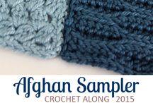 Tutorial unir cuadrados de crochet