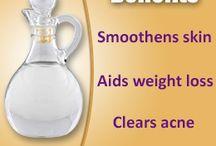 Vinegars / Everyday uses and information on all vinegar varieties.