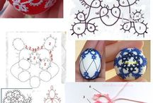 Tatting Ornament Patterns