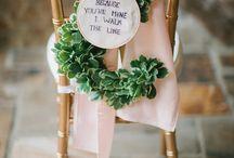 Wedding ideas / by Jeanette Pennington