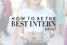Internships: Making the Most of Them