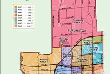 Burlington Resident Info