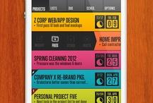 UX Design I Love / UX Design, user interface design, mobile design