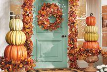 Dom na jesień