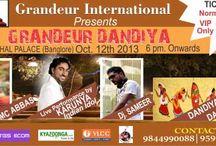KyaZoonga.com: Buy tickets for Grandeur Dandiya