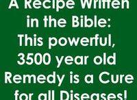 Recipe frm Bible