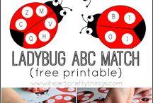 ladybird /ladybug world