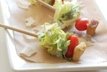 Mini Party Foods