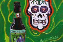 Beer Paintings