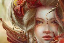 fantasy - Jenny Lee