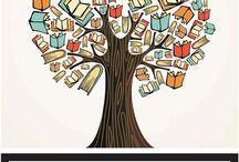 DÍA DEL LIBRO 23 ABRIL / Imágenes, cartelería ... relacionados con el libro y la promoción de la lectura / by Biblioteca Escolar Juan Leiva
